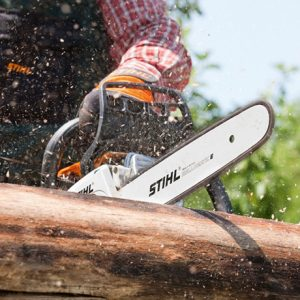 STIHL MS 251 C-BE, Шина 40 См