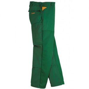 Предпазен панталон за работа с моторна коса