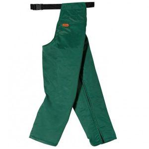 Крачоли със защита от срязване, зелени
