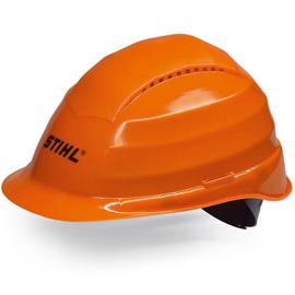 Строителна каска ROCKMAN, оранжева