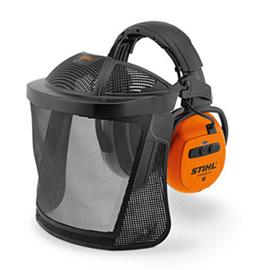 Комплект за защита на лицето и слуха DYNAMIC BT-N