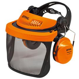 Комплект за защита на лицето и слуха G500