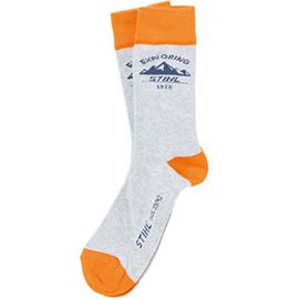 """Чорапи """"EXPLORING"""", сиви"""