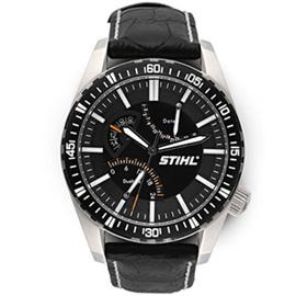 Мъжки часовник с функция двойно време