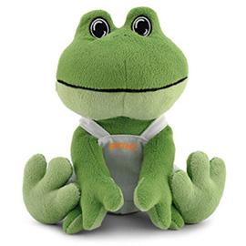 Плюшена жабка с гащеризон
