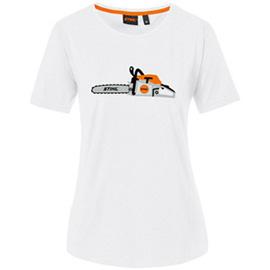 """Тениска """"CHAINSAW"""", дамска"""