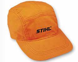Оранжева шапка STIHL