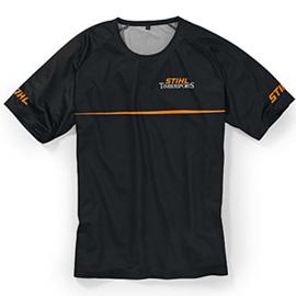 Термо тениска, черна