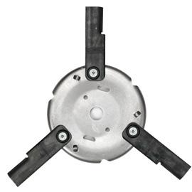 ADC 600 - Диск с 3 осцилиращо окачени ножа