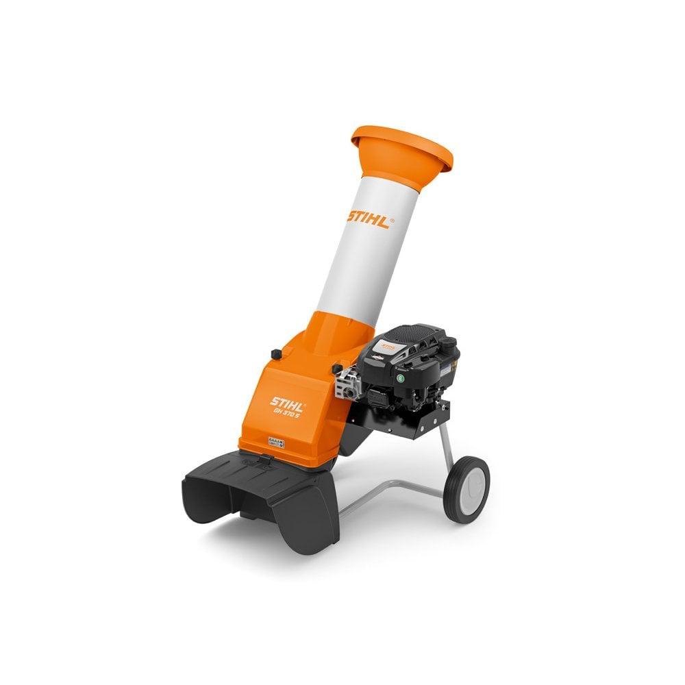 Мощна бензинова дробилка за надробяване на клони GH 370 S