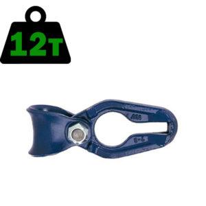 Ключалка за чокер с верига 12т - усилена