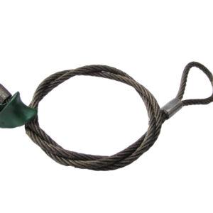 Чокер за въжена линия с ухо