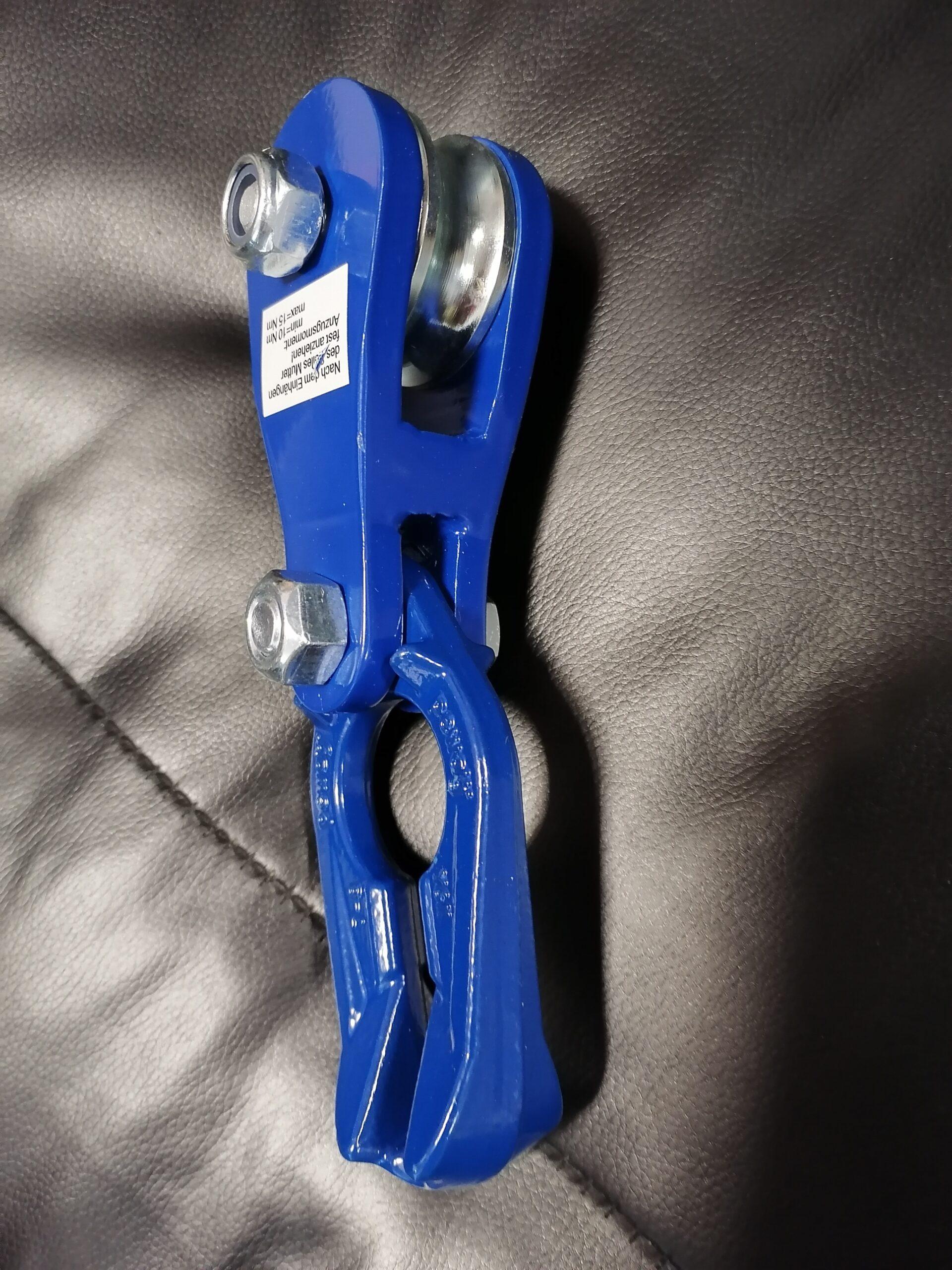 ключалка за чокер с ролка