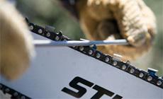Инструменти за заточване STIHL